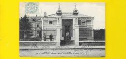 MARANS Hôpital D'Aligre (L.C) Chte Mme (17) - Autres Communes
