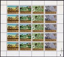 SWAZILAND 1968 SG MS141 S/sheet MNH CV £14 Independence - Swaziland (1968-...)