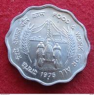 India 10 Paise 1976 FAO F.a.o.  Inde Indie UNCºº - India