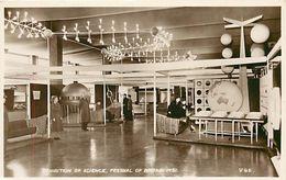 Pays Div-ref K542- Royaume Uni - United Kingdom -uk - Exhibition Of Science , Festival Of Britain 1951- - Royaume-Uni