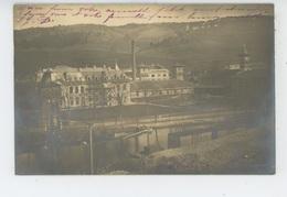 PONTARLIER (carte écrite En 1903) - Pontarlier