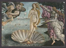 PB227/ BOTTICELLI, *Naissance De Vénus - Nascita Di Venere - Le Printemps*, Florence, Galerie Des Offices - Schilderijen