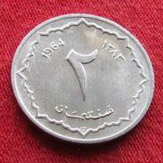 Algeria 2 Centimes 1964 Algérie Algerien Algerije Argelia UNCºº - Algeria