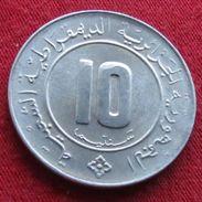 Algeria 10 Centimes 1984  Algérie Algerien Algerije Argelia UNCºº - Algeria