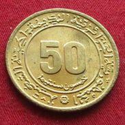 Algeria 50 Centimes 1975  Algérie Algerien Algerije Argelia UNCºº - Algeria