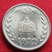 Algeria 1 Dinar 1972 FAO F.a.o.  Algérie Algerien Algerije Argelia UNCºº - Algeria