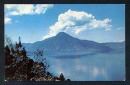 Guatemala. Godínez. *Volcán San Pedro* Ed. Tichnor Bros Nº 30. Nueva. - Guatemala