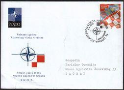 Croatia Zagreb 2015 / 15 Years Of Atlantic Council Of Croatia / NATO - OTAN