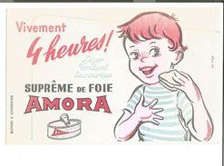 BUVARD SUPREME DE FOIE AMORA - Blotters
