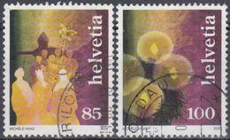 SUIZA 2006 Nº 1917/18 USADO - Suiza