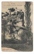 Cpa 4612710 Lacave Le Chateau De Belcastel - Lacave