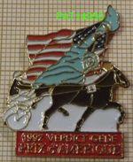 PRIX D' AMERIQUE 1992    Cheval  VERDICT GEDE   Statue De La Liberté PMU  COURSES HIPPIQUES - Games