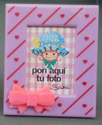 Portaritratti, Picture Frame TOYPA N° 740, Made In Spain. Temperamatite, Pencil-sharpener, Taille Crayon, Anspitzer. - Altre Collezioni