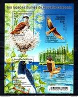 NEW CALEDONIA  2017, BIRDS, S/S,  MNH** - Oiseaux