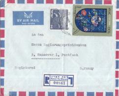Israël - Recommandé/Registered Letter/Einschreiben - Ramat Ha-Sharon - 00861 - Israël