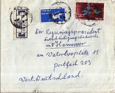 Israël - Recommandé/Registered Letter/Einschreiben - Tiberias- 06921 - Israël