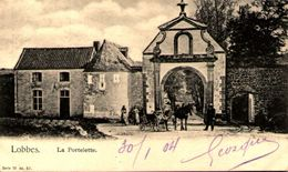 LOBBES - La Portelette - Lobbes