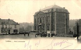 LOBBES - Place Communale - Lobbes