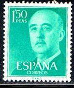 6E 114 // EDIFIL 1155 (Y&T 864B) // 1956 - 1931-Hoy: 2ª República - ... Juan Carlos I