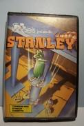 LORICIELS   Présente  STANLEY   Pour  THOMSON  M05 - Copyright 1984  - - Electronic Games