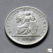 Guatemala - 1 Real - 1896 - UNC - Guatemala