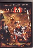 Dvd LA MOMIE La Tombe De L Empereur Dragon ( Port Poste 110 Gr Ou 30gr) TTB état - Fantasy