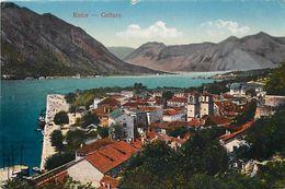 Pays Div-ref K508- Montenegro - Kotor - Cattaro  - - Montenegro