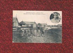 78  CHATEAUFORT AERODROME BOREL MARECHAL DE LOGIS PINSART ET EQUIPE DE SAPEURS - France
