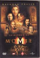 Dvd LA MOMIE Le Retour De La Momie ( Port Poste 110 Gr Ou 30gr) TTB état - Fantasy