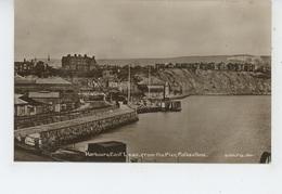 ROYAUME UNI - ENGLAND - KENT - FOLKESTONE - Harbour And East Leas From The Pier - Folkestone