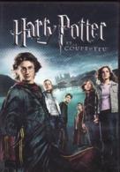 DVD HARRY POTTER La Coupe De Feu ( Port Poste 110 Gr Ou 30gr) TTB état - Fantasy