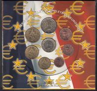 FRANCE  EURO SET 2004 BU SEALED - Frankrijk