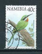 1997 Namibia Birds,oiseaux,vögel Used/gebruikt/oblitere - Namibië (1990- ...)