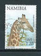 1997 Namibia Animals,dieren,tiere Used/gebruikt/oblitere - Namibië (1990- ...)