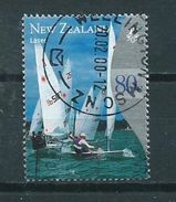1999 New Zealand 80 Cent Sailing,zeilen Used/gebruikt/oblitere - Nieuw-Zeeland