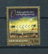 2001 New Zealand $1.50 Christmas,kerst,noël,weihnachten Used/gebruikt/oblitere - Nieuw-Zeeland