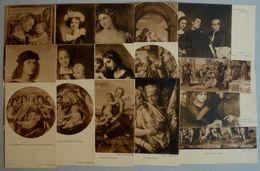 LOT 16 CPA - GALLERIA PITTI, FIRENZE - ITALIA - 5 - 99 Postcards