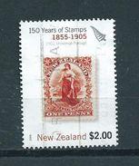 2005 New Zealand $2.00 150 Years Stamps Used/gebruikt/oblitere - Nieuw-Zeeland