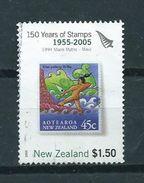 2005 New Zealand $1.50 150 Years Stamps Used/gebruikt/oblitere - Nieuw-Zeeland