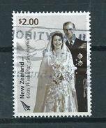 2007 New Zealand $2.00 Royal Pair Used/gebruikt/oblitere - Nieuw-Zeeland