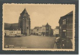 WAVRE : Place Cardinal Mercier. - Wavre