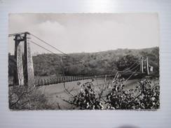 CPM (23) EVAUX-LES-BAINS Le Pont Saint-Marien 1958 T.B.E. Genre Photo  Flamme Evaux Les Bains Station Du Radium - Evaux Les Bains