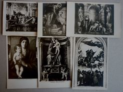 LOT 6 CPA - VENEZIA DIFFERENT ITALIAN PAINTERS - 5 - 99 Postcards