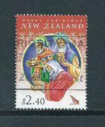 2012 New Zealand $2.40 Christmas,kerst,noël,weihnachten Used/gebruikt/oblitere - Gebruikt