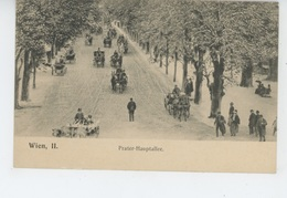 AUTRICHE - WIEN - Prater Hauptallee - Carte Viennoise B K W I 26 - Vienne