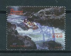 1997 Panama Rafting,sport Used/gebruikt/oblitere - Panama