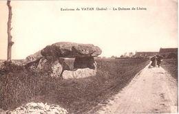 Environs De Vatan (Indre) - Le Dolmen De Liniez - France