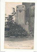 11 PEPIEUX LE MONUMENT AUX MORTS ( PLI) - France