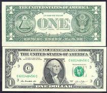 USA 1 Dollar 2013 C UNC # P- 537 C - Philadelphia PA - Federal Reserve (1928-...)