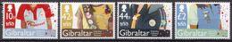 Gibraltar MNH Scouting Set - Pfadfinder-Bewegung